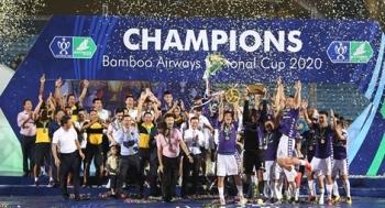 Lội ngược dòng nghẹt thở trước Viettel, Hà Nội FC đoạt Cup Quốc gia