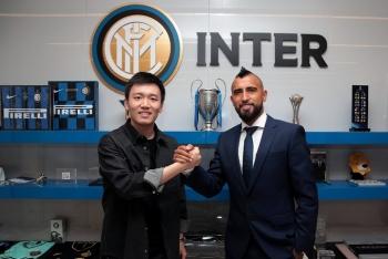 Cựu sao Bayern và Juve khoác áo Inter với giá bèo bọt