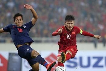 Ngộ nhận bóng đá Việt Nam đã vượt Thái Lan !?