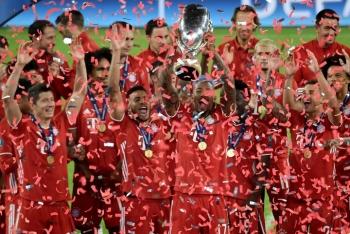 Nhọc nhằn hạ Sevilla, Bayern Munich hoàn tất cú ăn 4 ngoạn mục