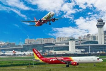 Vietjet Air nối lại đường bay thường lệ Việt Nam - Hàn Quốc