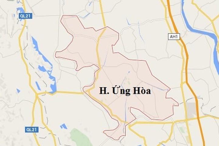 vung thu do ha noi de xuat nghien cuu mo san bay tai huyen ung hoa