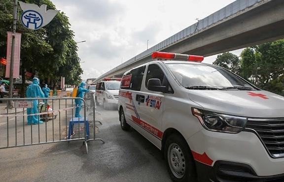 Tối nay, Hà Nội di dời bớt người dân ra khỏi ổ dịch Thanh Xuân Trung