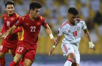 AFC nói gì về tuyển Việt Nam trước trận đấu với Saudi Arabia