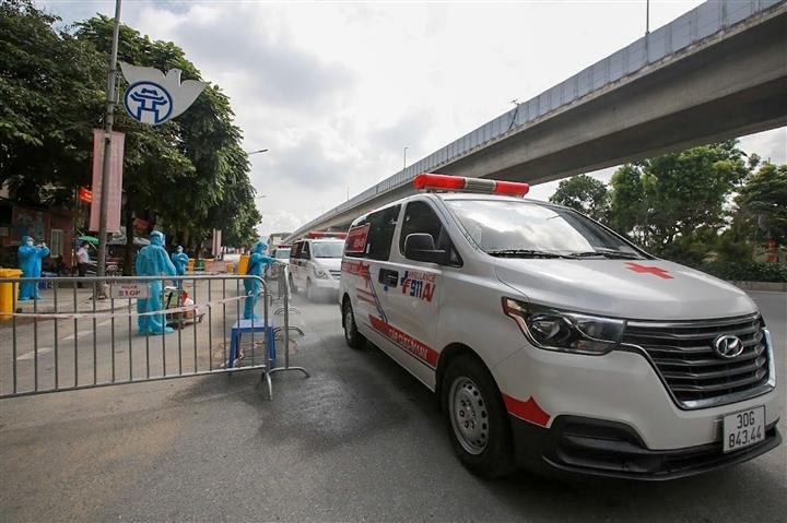 Tối nay, Hà Nội di dời bớt người dân ra khỏi ổ dịch Thanh Xuân Trung - 1