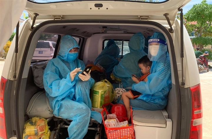 Ổ dịch huyện Bố Trạch, Quảng Bình có thêm 45 ca F0 - 1
