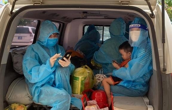 Ổ dịch huyện Bố Trạch, Quảng Bình có thêm 45 ca F0