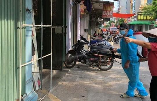 Bắc Ninh giãn cách xã hội toàn bộ thị xã Từ Sơn theo Chỉ thị 15
