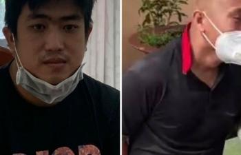 Bắt tạm giam kẻ dọa giết CSCĐ và đối tượng chém lìa tay người đàn ông