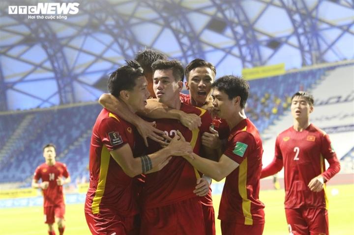 Đội hình tuyển Việt Nam đấu Ả Rập Xê Út: Tấn Trường bắt chính, Văn Toàn dự bị - 1