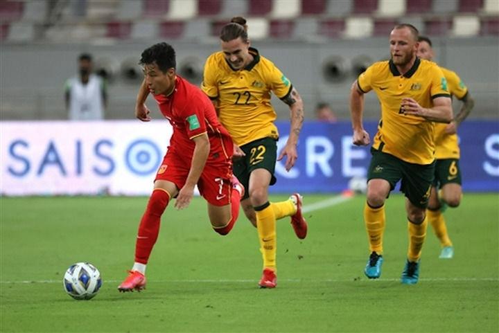 Tuyển Trung Quốc bị chê ảo tưởng sau trận thua đậm Australia  - 3