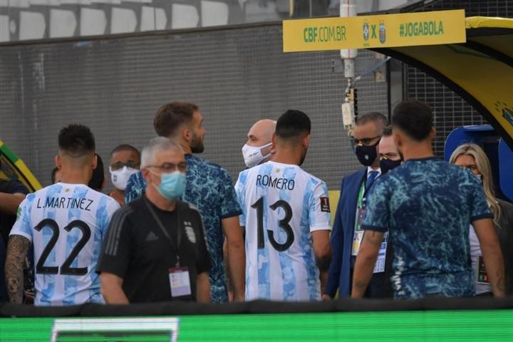 4 cầu thủ vi phạm quy định cách ly, trận Brazil vs Argentina bị hủy bỏ - 4
