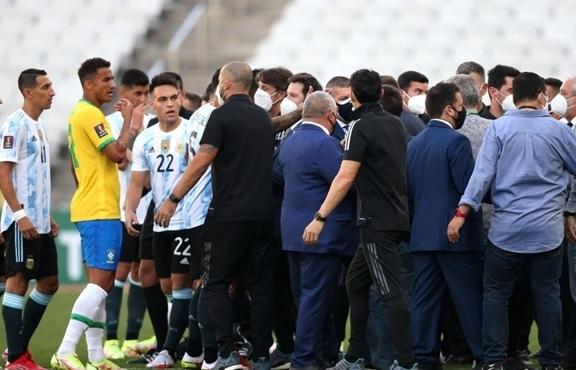 4 cầu thủ vi phạm quy định cách ly, trận Brazil vs Argentina bị hủy bỏ
