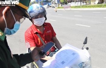 Bí thư Đà Nẵng: Khắc phục hạn chế trong cấp giấy đi đường QRCode