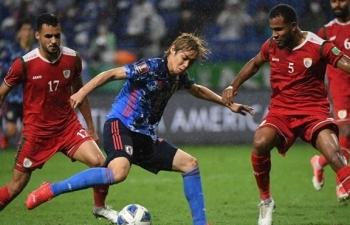 Nhận định bóng đá Trung Quốc vs Nhật Bản vòng loại World Cup 2022