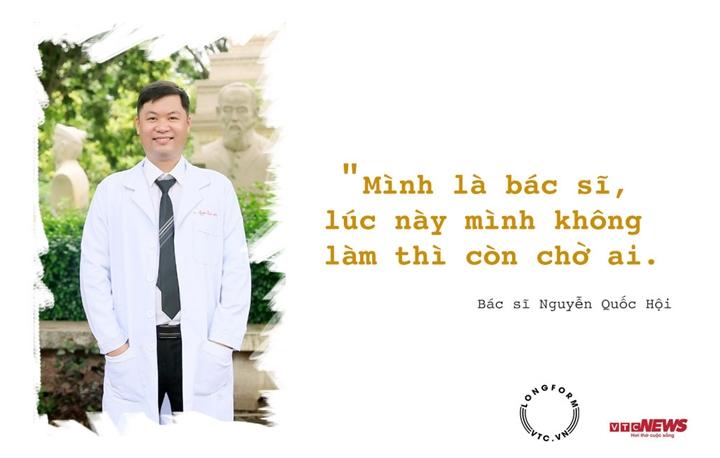 Bác sỹ vừa hết bệnh, chạy xe máy lên Sài Gòn chăm sóc 200 F0 mỗi ngày - 2
