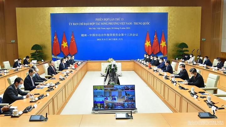 Ngày làm việc đầu tiên của Ngoại trưởng Trung Quốc Vương Nghị tại Việt Nam - 8