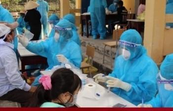 Trưa 11/9, Hà Nội công bố 28 ca dương tính SARS-CoV-2