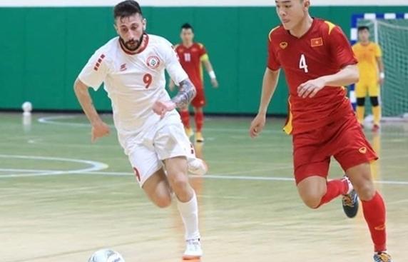 Trực tiếp bóng đá Việt Nam vs Brazil World Cup futsal 2021