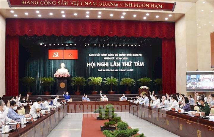 TP.HCM thống nhất lộ trình 'mở cửa kinh tế' theo 3 giai đoạn - 3