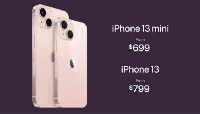 Cận cảnh siêu phẩm iPhone 13 và iPhone 13 mini vừa ra mắt - 7