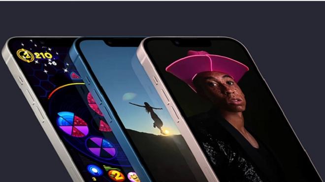 Cận cảnh siêu phẩm iPhone 13 và iPhone 13 mini vừa ra mắt - 5