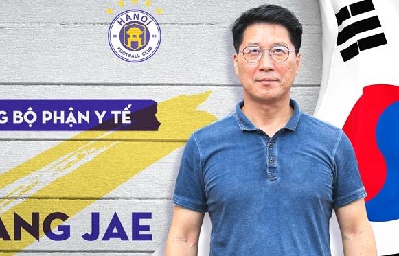 """Giữa bão chấn thương, Hà Nội FC bổ nhiệm """"thần y"""" Hàn Quốc"""