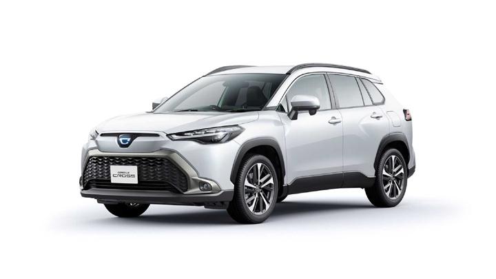 Toyota Corolla Cross 2022 ra mắt tại Nhật Bản với diện mạo khác biệt - 1