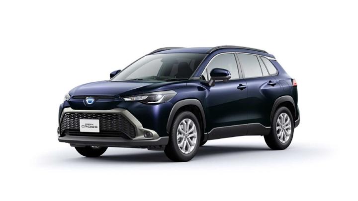 Toyota Corolla Cross 2022 ra mắt tại Nhật Bản với diện mạo khác biệt - 2