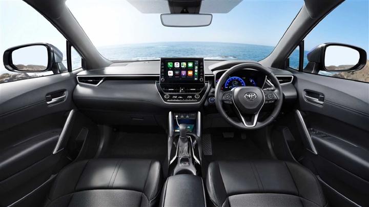Toyota Corolla Cross 2022 ra mắt tại Nhật Bản với diện mạo khác biệt - 3