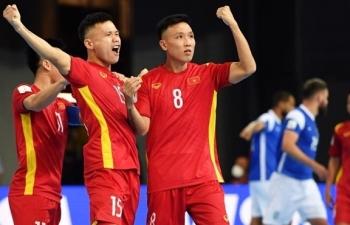 Link xem trực tiếp bóng đá Việt Nam vs Panama World Cup futsal 2021