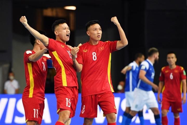 Trực tiếp bóng đá Việt Nam vs Panama World Cup futsal 2021 - 1
