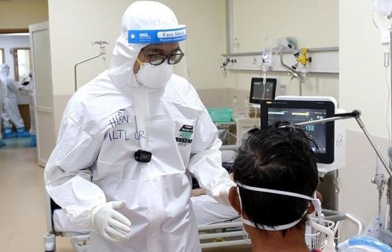 Ngày thứ 6 liên tiếp Việt Nam giảm số ca mắc COVID-19
