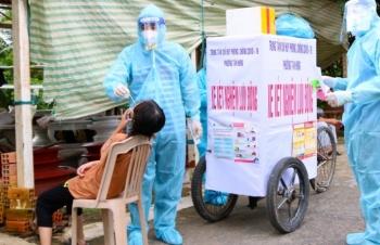 Độ phủ vaccine ở Cần Thơ còn thấp, chỉ đạt 21%.