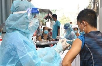 TP.HCM: F0 không có chứng nhận khỏi bệnh cần tiêm vaccine để có thẻ xanh