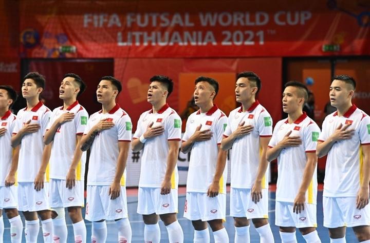 Trực tiếp bóng đá Việt Nam vs CH Séc World Cup futsal 2021 - 3