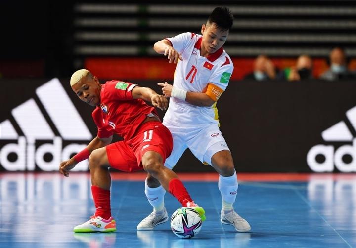 Trực tiếp bóng đá Việt Nam vs CH Séc World Cup futsal 2021 - 1
