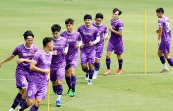 Tâm thế của đội tuyển Việt Nam ở vòng loại World Cup