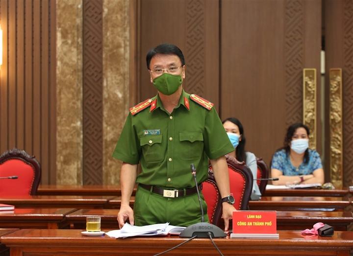 Hà Nội không cấm người ngoại tỉnh vào thành phố, duy trì 22 chốt kiểm soát - 1