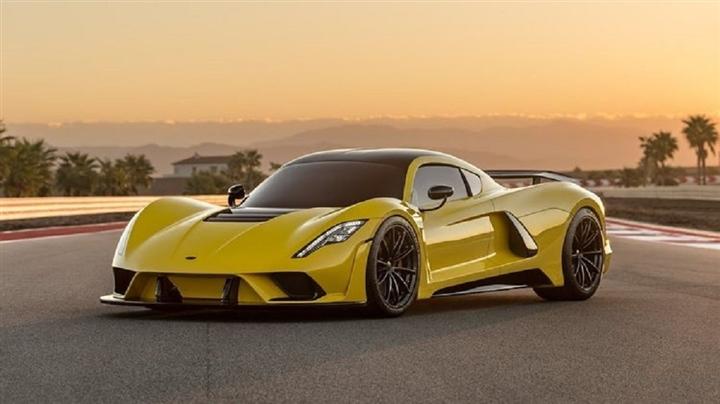 5 siêu xe nhanh nhất thế giới năm 2021 - 5