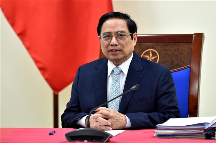 Thủ tướng đề nghị COVAX ưu tiên phân bổ vaccine cho Việt Nam càng nhanh càng tốt - 1
