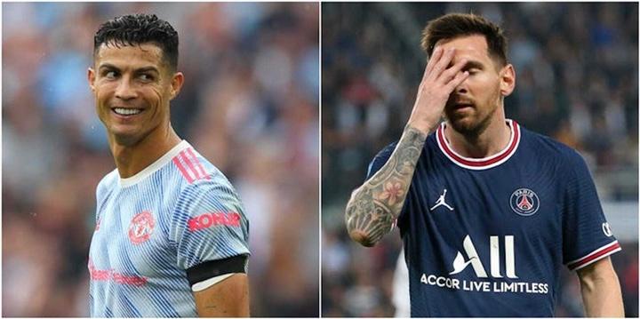Vì sao Ronaldo tỏa sáng, còn Messi bế tắc ở đội bóng mới? - 1