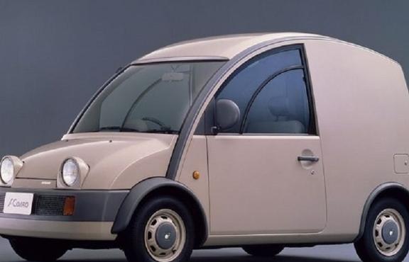 Những mẫu xe kỳ quái đến từ Nhật Bản
