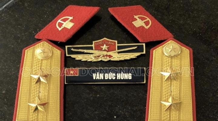 Bắt kẻ giả danh bộ đội đặc công vượt chốt kiểm dịch ở Đồng Nai - 2