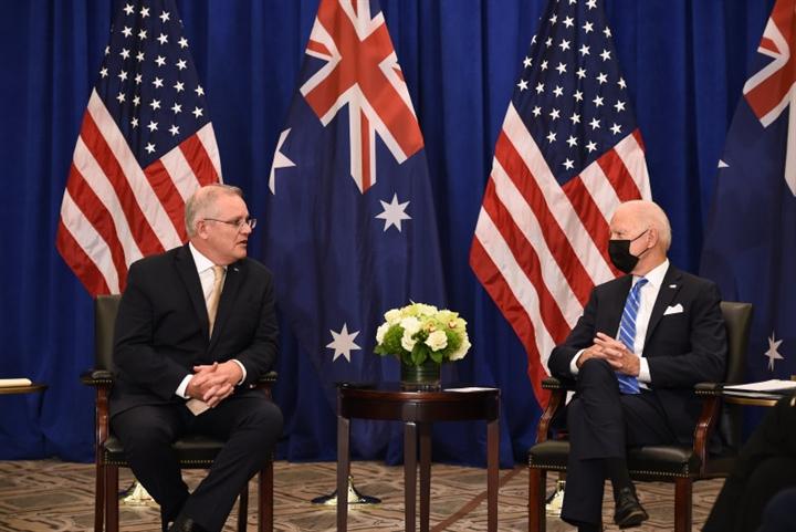 Giữa cơn giận của Pháp, Mỹ nói không đồng minh nào đáng tin cậy hơn Australia - 1