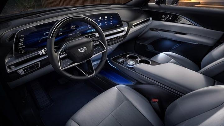 Chi tiết mẫu SUV điện Cadillac Lyriq 2023 'cháy hàng' sau hơn 10 phút mở bán - 5