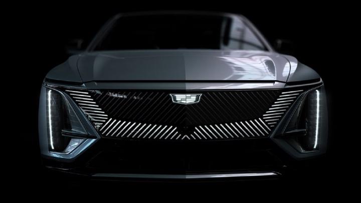 Chi tiết mẫu SUV điện Cadillac Lyriq 2023 'cháy hàng' sau hơn 10 phút mở bán - 2
