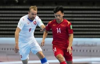 Sao trẻ tuyển Việt Nam tỏa sáng ở World Cup futsal khiến FIFA kinh ngạc