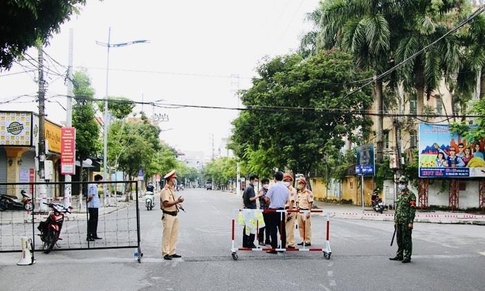 Hà Nam giãn cách xã hội toàn thành phố Phủ Lý  - 1