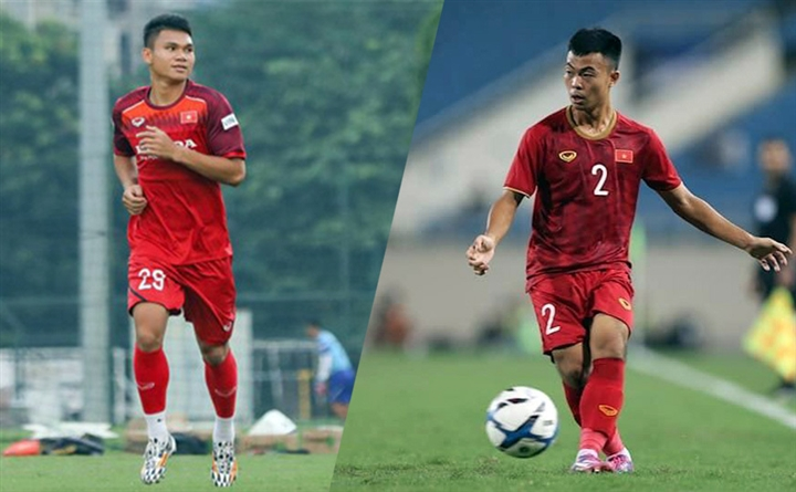 HLV Park Hang Seo gọi bổ sung 2 hậu vệ lên tuyển Việt Nam - 1